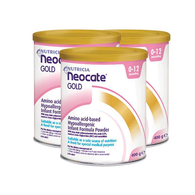 【澳洲直邮货源】代购纽康特Neocate氨基酸水解奶粉1段400g