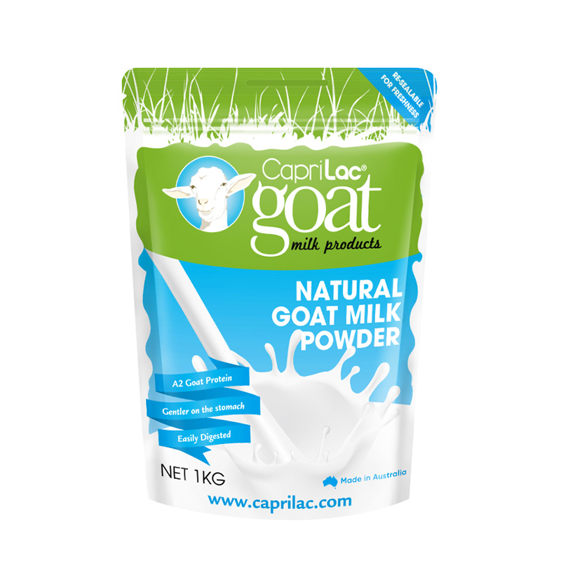 【澳洲直邮货源】代购澳大利亚CapriLac山羊全脂成人奶粉 1000g