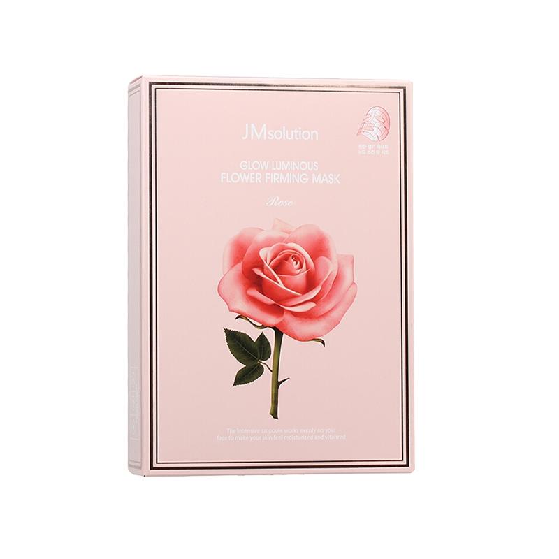 【香港直邮货源】代购韩国JMsolution玫瑰面膜(10片/盒)