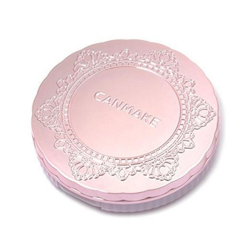 【香港直邮货源】代购日本Canmake 透亮美光粉饼 PP