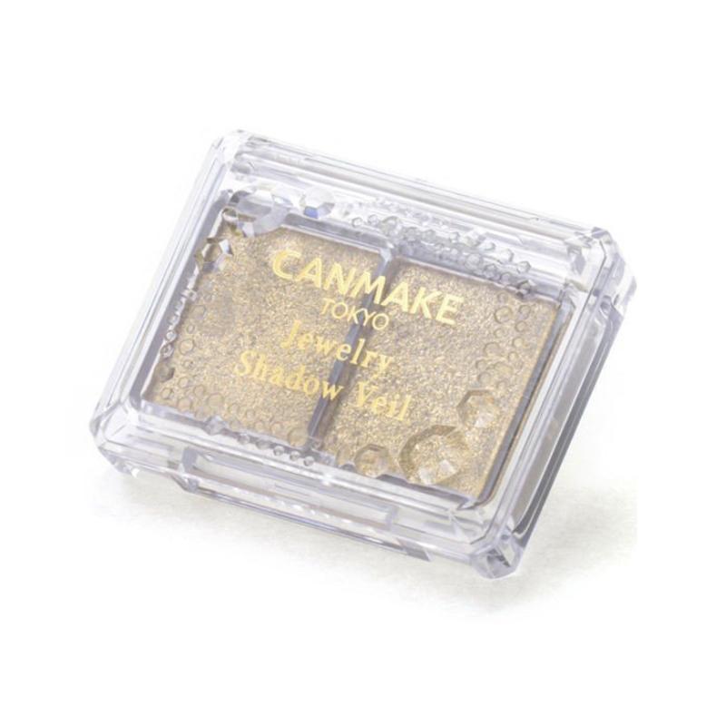 【香港直邮货源】代购日本Canmake 双色珠光眼影02